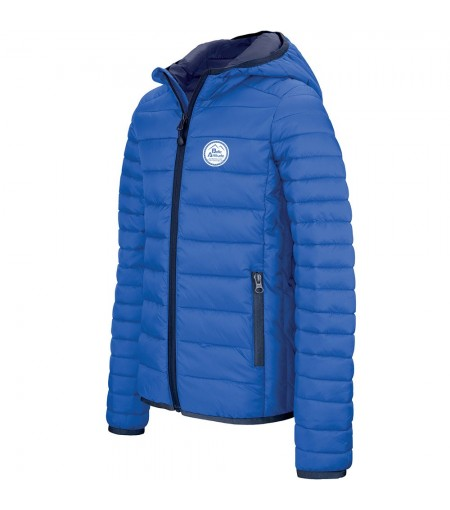 Doudoune ski Belle Attitude bleu