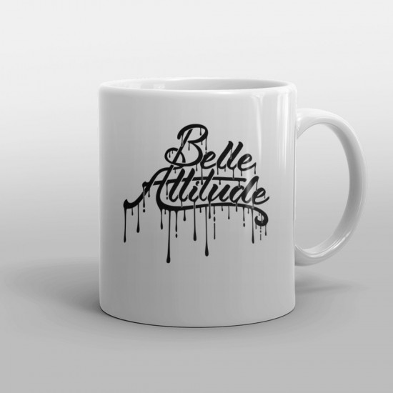 Mug Belle Attitude PAINT