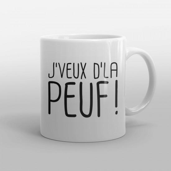 Mug Belle Attitude IBEX
