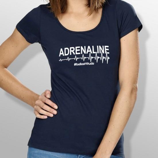 Tshirt ski ADRÉNALINE femme