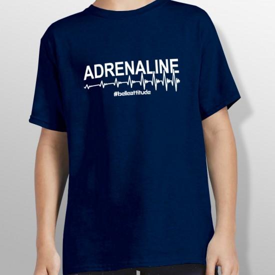 Tshirt ski ADRENALINE enfant