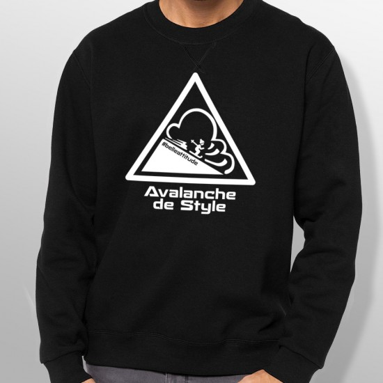 Sweat ski AVALANCHE homme