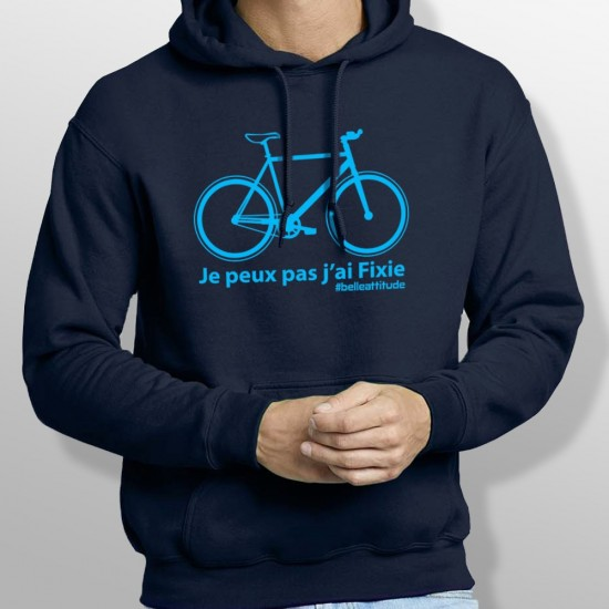 Sweat Capuche FIXIE homme