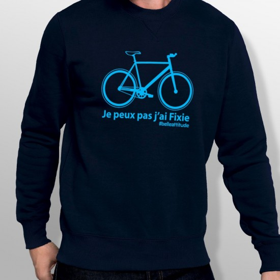 Sweat FIXIE homme