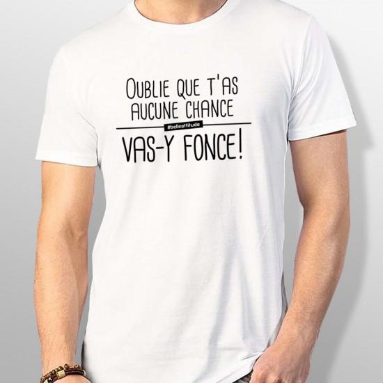 Tshirt ski FONCE homme