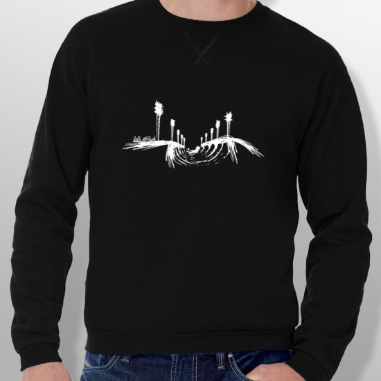 Sweat ski HALF PIPE homme