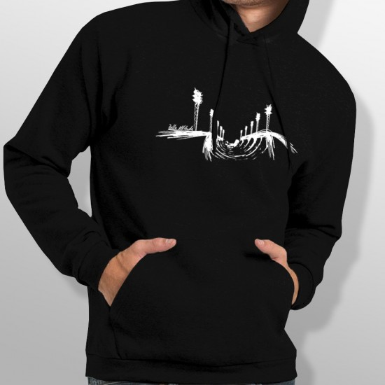 Sweat Capuche ski HALF PIPE homme