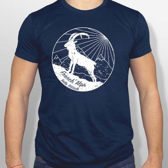 Tshirt ski IBEX homme