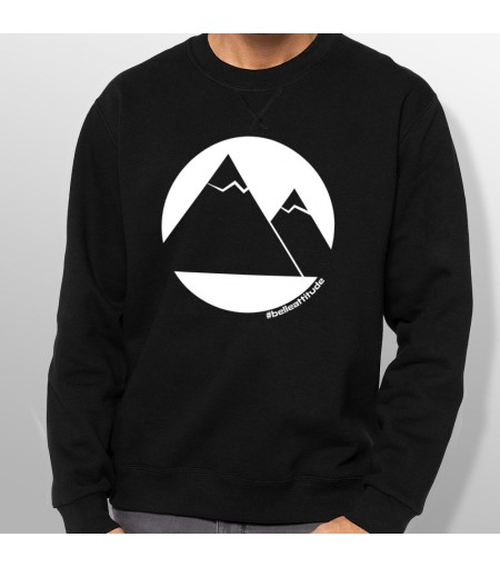 Sweat ski MOUNTAINS homme