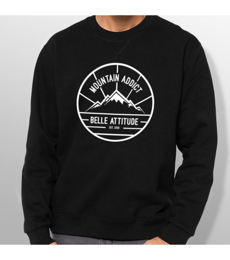 Sweat ski MOUNTAIN ADDICT homme