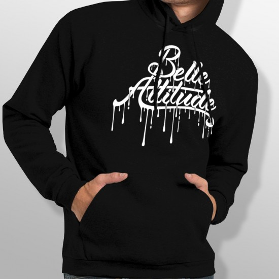 Sweat Capuche PAINT homme