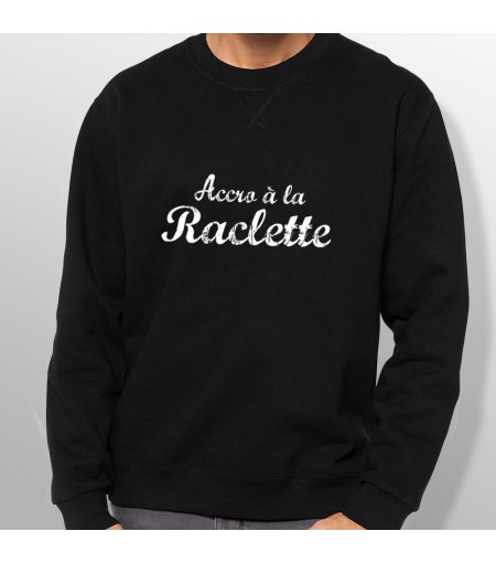 Sweat ski RACLETTE homme