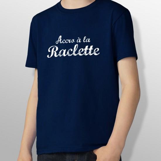 Tshirt ski RACLETTE enfant