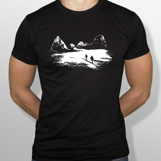 Tshirt ski SKY THE LIMIT homme