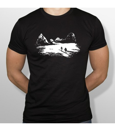 Tshirt ski SKY THE LIMIT homme