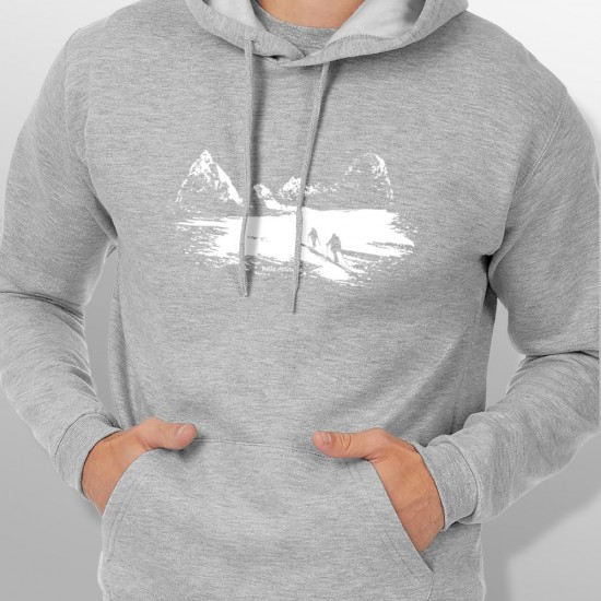 Sweat Capuche ski SKY THE LIMIT homme