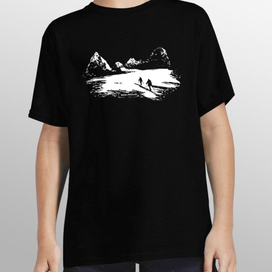 Tshirt ski SKY THE LIMIT enfant