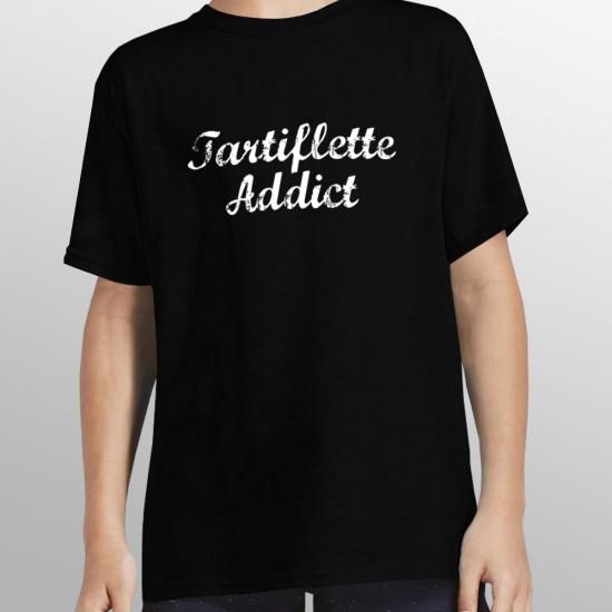 Tshirt ski TARTIFLETTE enfant