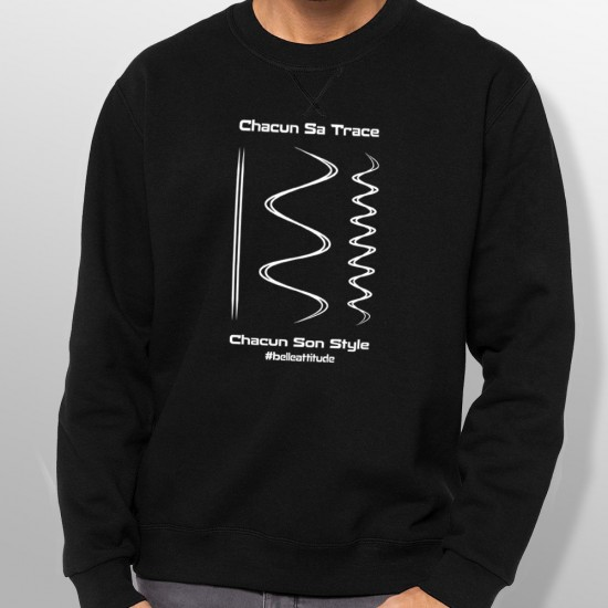 Sweat ski TRACE homme