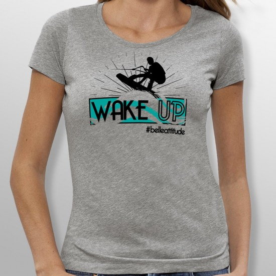 Tshirt WAKE femme