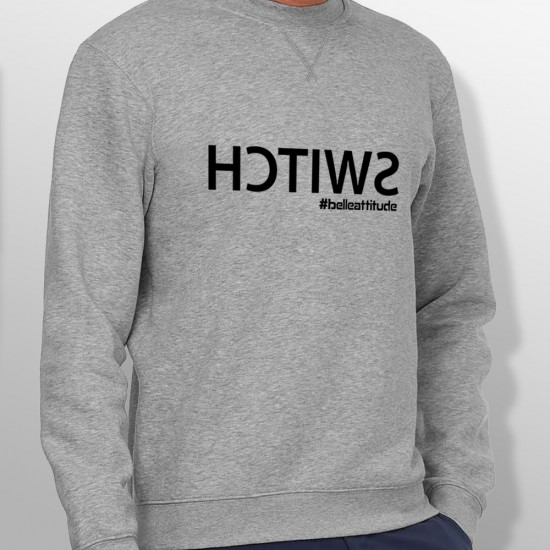 Sweat ski SWITCH BLACK homme