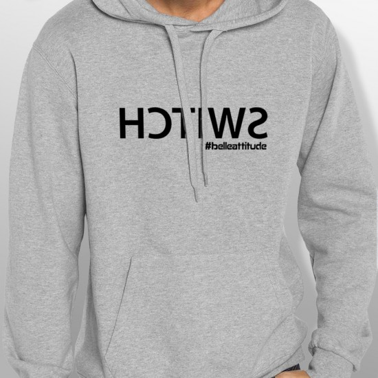 Sweat Capuche ski SWITCH BLACK homme