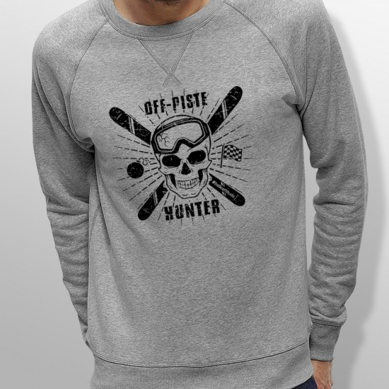 Sweat ski OFF PISTE homme